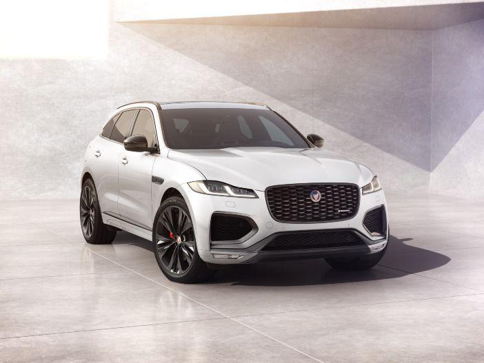 Auto Leasing - Besonderes Design: Der neue Jaguar F-Pace R-Dynamic Black