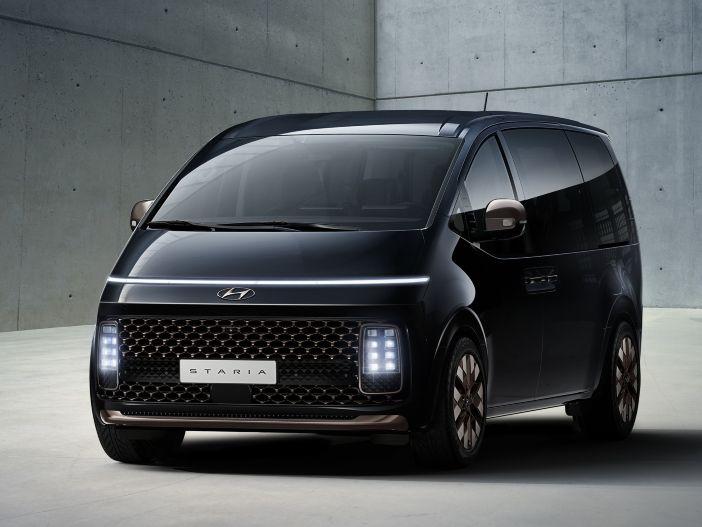 Auto Leasing - Premium-Van mit umfangreicher Serienausstattung: Der neue Hyundai Staria Signature