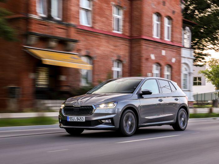 Auto Leasing - Gelungener Einstieg: Der neue Skoda Fabia mit 1,0 MPI Benziner