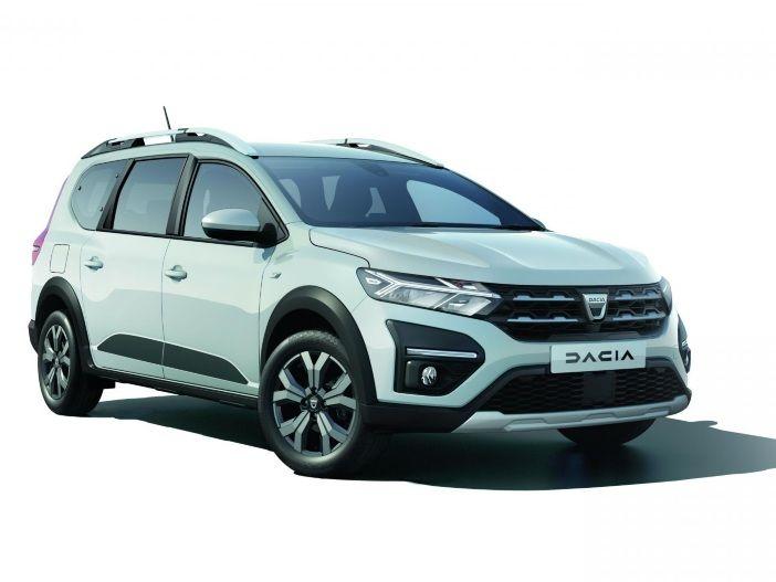 Auto Leasing - Platz für sieben: Der neue Dacia Jogger