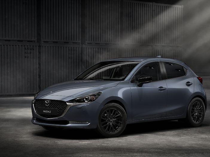 Auto Leasing - Update: Der Mazda2 erhält einen überarbeiteten Motor und geht als Sondermodell Homura an den Start
