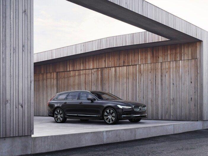 Auto Leasing - Größerer Aktionsradius im Elektromodus: Volvo stattet die Recharge-Modelle mit neuen Batterien aus