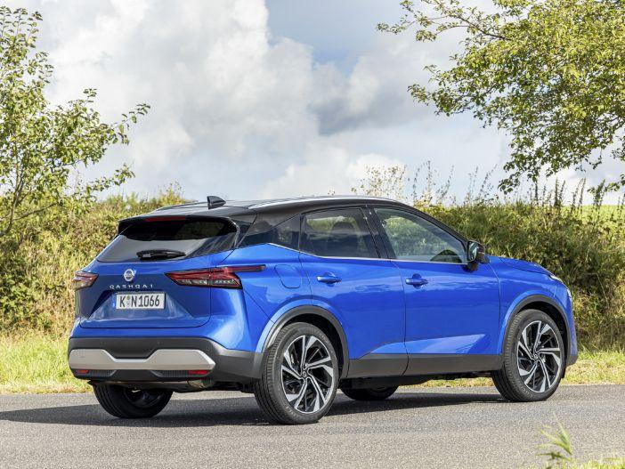 Auto Leasing - Verschiedene Fahrprogramme und optimale Abstimmung mit der Automatik: Der neue Allradantrieb des Nissan Qashqai