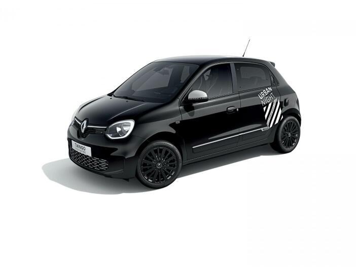 Auto Leasing - Attraktives Design aus Frankreich: Der neue Renault Twingo Urban Night