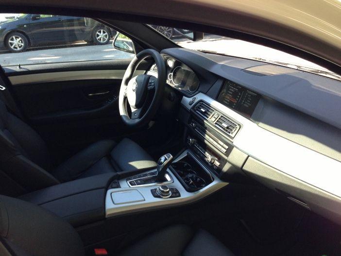Das Cockpit der Zukunft bei BMW