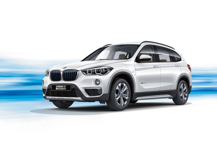 Der neue BMW X1 xDrive25Le iPerformance