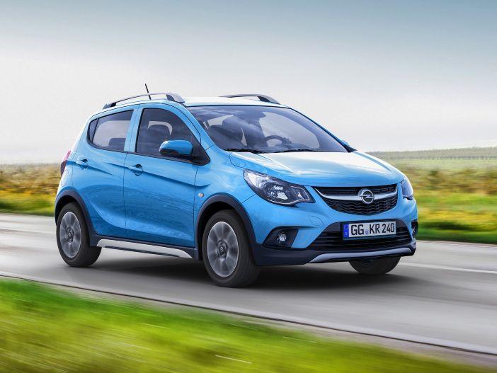 Der neue Opel KARL ROCKS