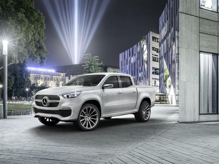 Die neue Mercedes X-Klasse