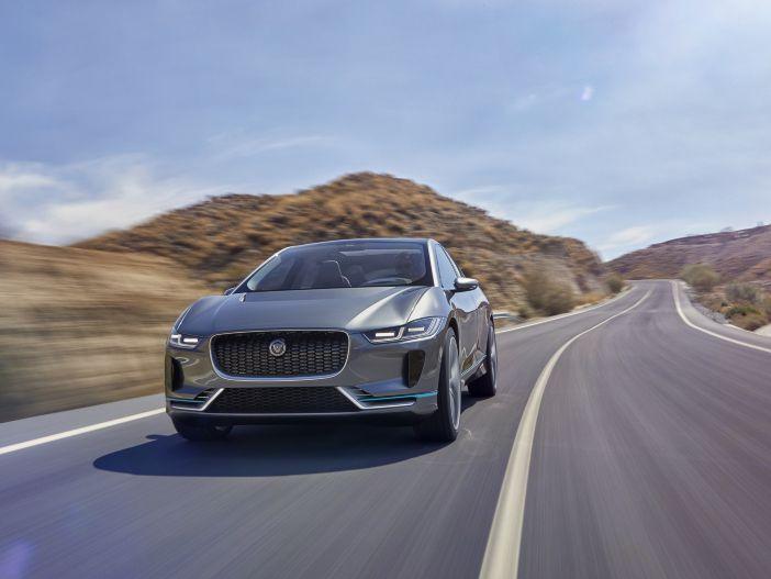 Der neue Jaguar I-PACE Concept