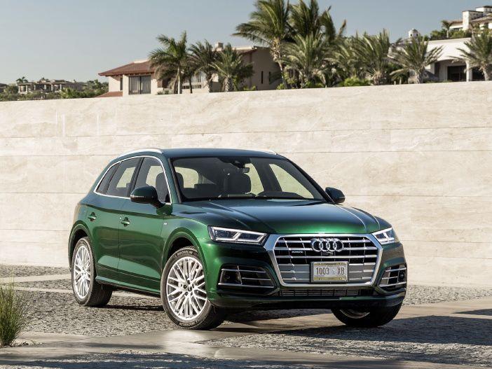 Die neue Generation des Audi Q5