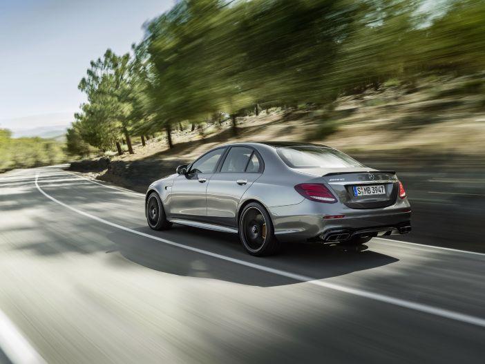 Der neue Mercedes-AMG E 63 4MATIC+