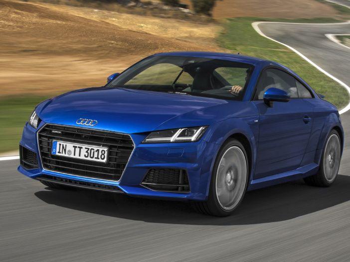 Allrad für den 2.0 TDI: Neue Option beim Audi TT