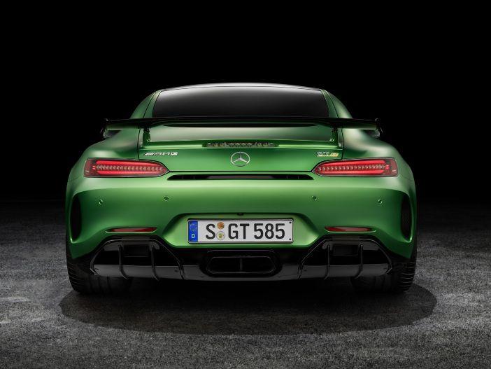 Der neue Mercedes-AMG GT R