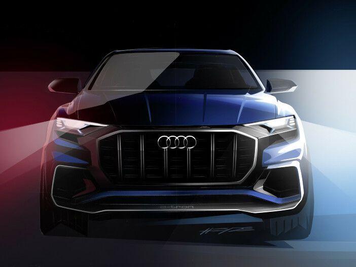 Zuwachs für die Audi SUV-Familie: Der Audi Q8
