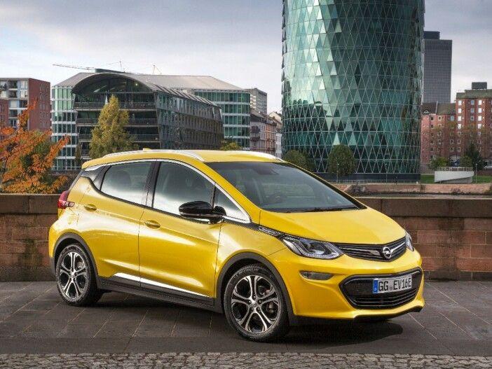 Der neue Opel Ampera-e startet durch