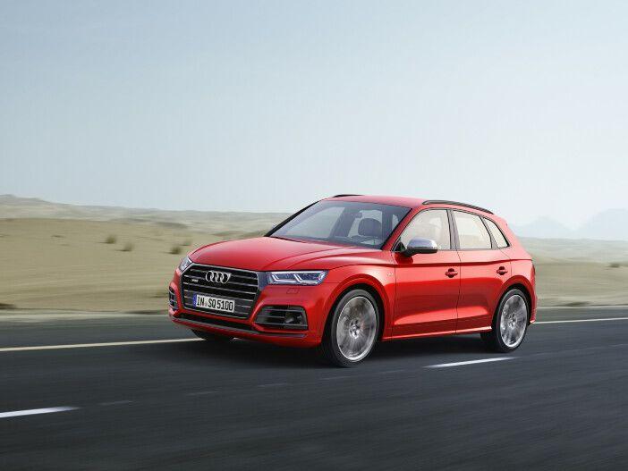 Kraftpaket mit Allradantrieb: Der neue Audi SQ5 3.0 TFSI