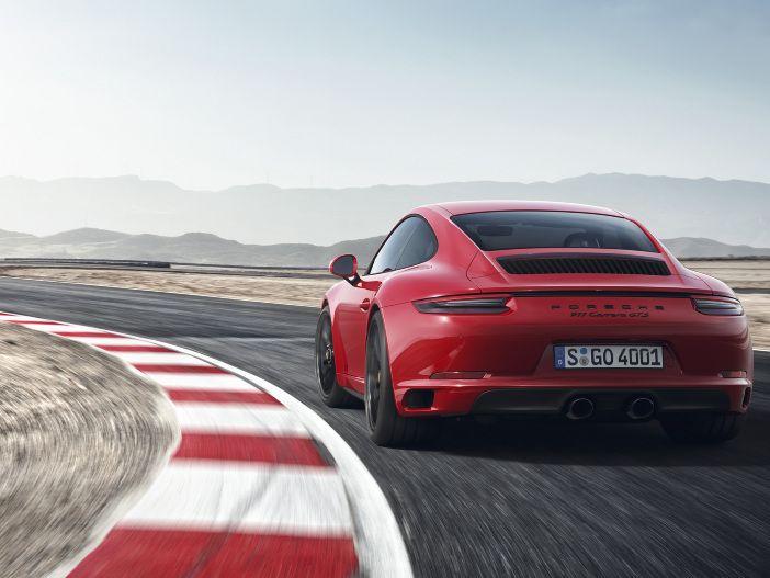 911 GTS: Porsche legt beim Elfer nach
