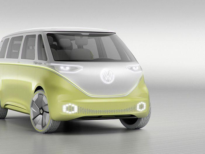 VW I.D. BUZZ: Der Elektro-Bulli