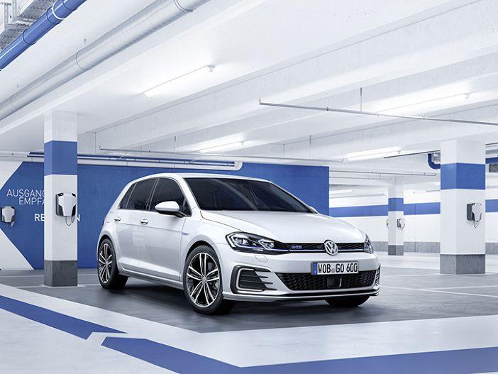 Sparsam und sportlich: VW Golf GTE und Golf GTD