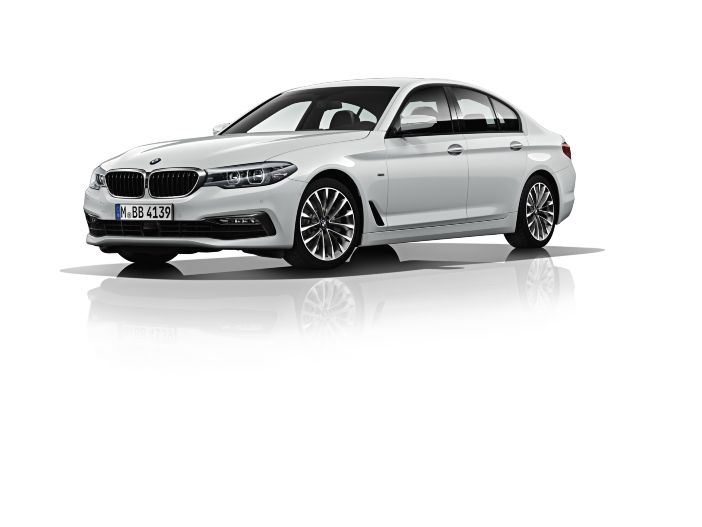 Spritspar-Meister: Der neue BMW 520d EfficientDynamics Edition