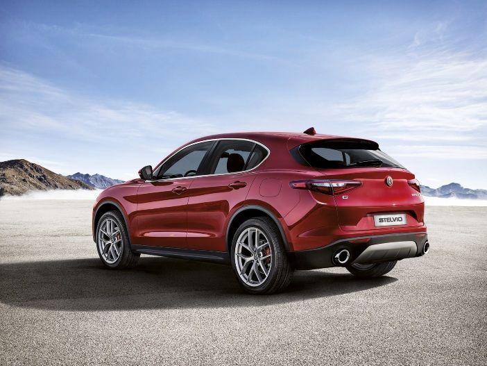 Alfa Romeo kann auch SUV: Der neue Stelvio
