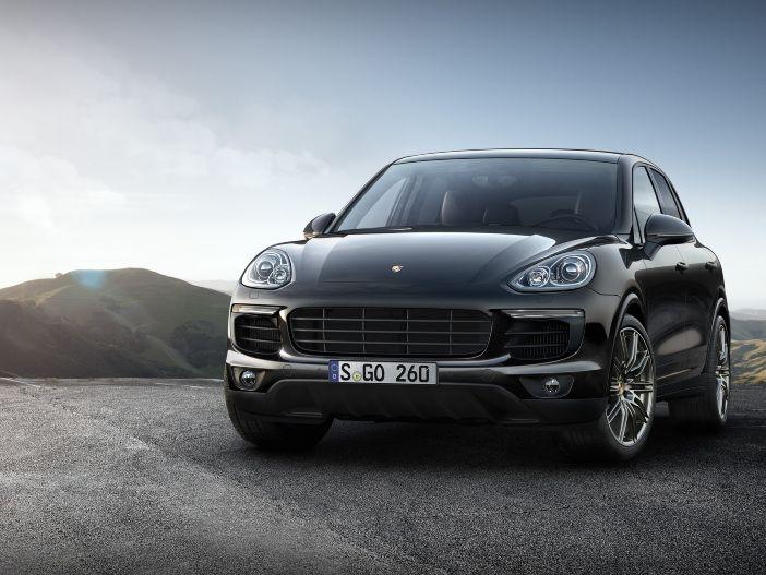 Porsche Cayenne S und Cayenne S Diesel in der Platinum Edition