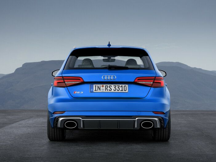 Kompakter Hochleistungssportler: Der neue Audi RS 3 Sportback
