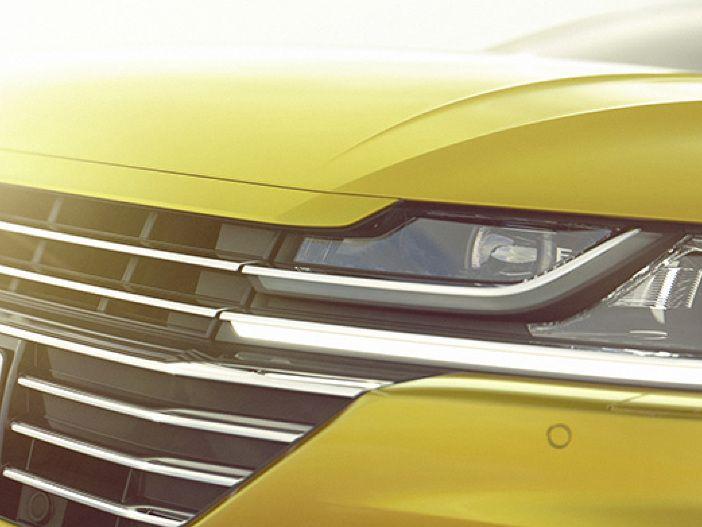 VW Arteon: Der CC-Nachfolger überrascht mit völlig neuer Frontpartie