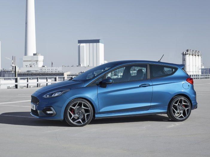Kleiner Renner mit drei Zylindern: Der neue Ford Fiesta ST