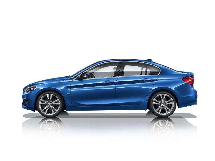 BMW bringt den 1er als Limousine – aber leider nur in China
