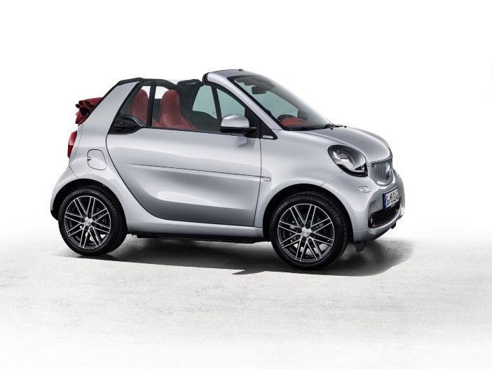 Sportlicher Luxus und SUV-Look: Neue Sondermodelle von smart