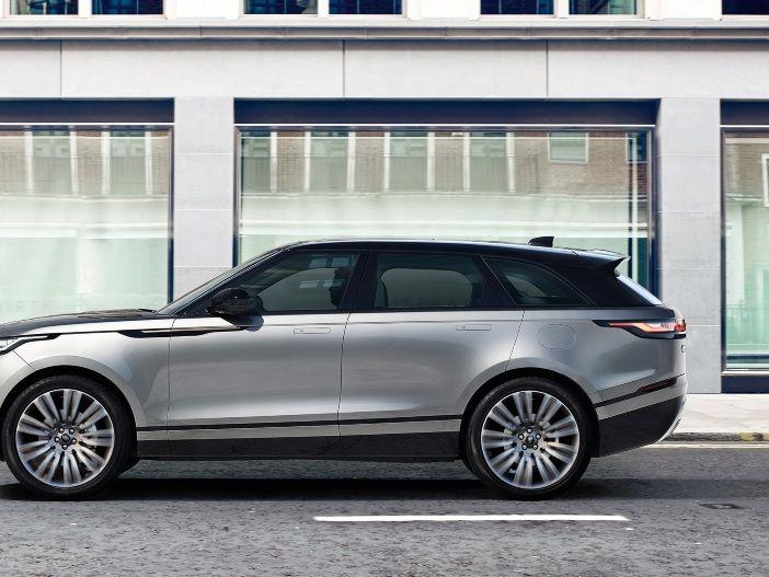 Edel und very british: Der neue Range Rover Velar