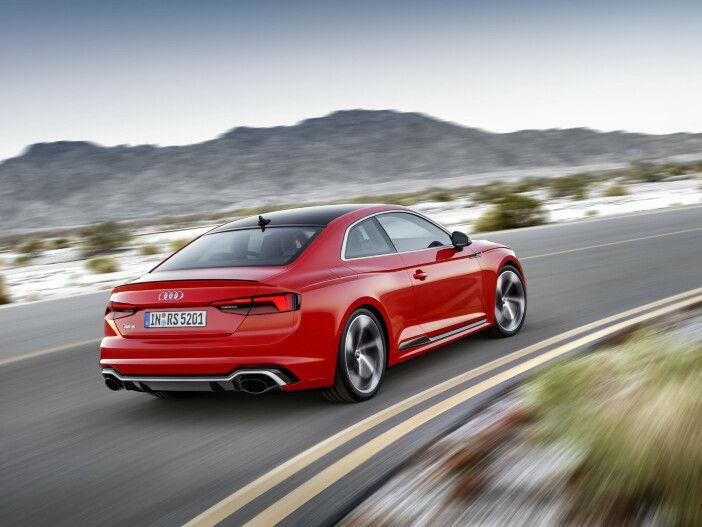 Gran Turismo mit Biturbo-V6: Das neue Audi RS 5 Coupé