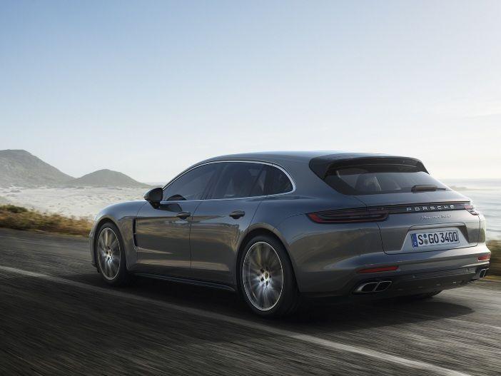 Kombi mit Wow-Effekt: Der neue Porsche Panamera Sport Turismo
