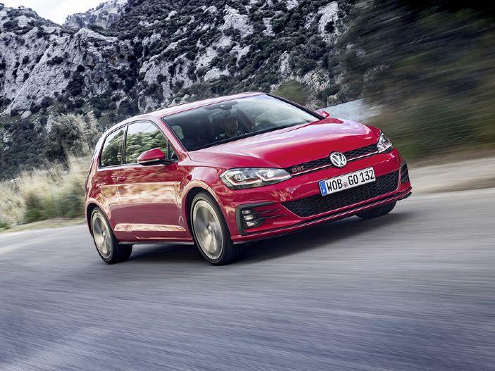 Kompakter Sportler aus Wolfsburg: Der neue VW Golf GTI Performance