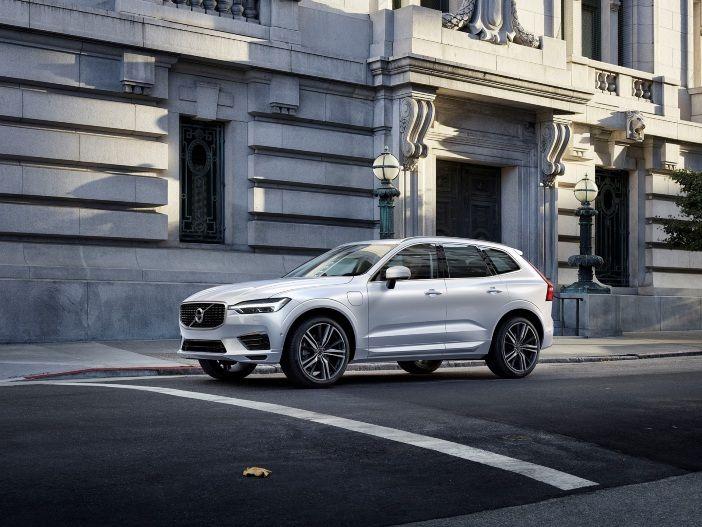 Schwedisches SUV: Der neue Volvo XC60