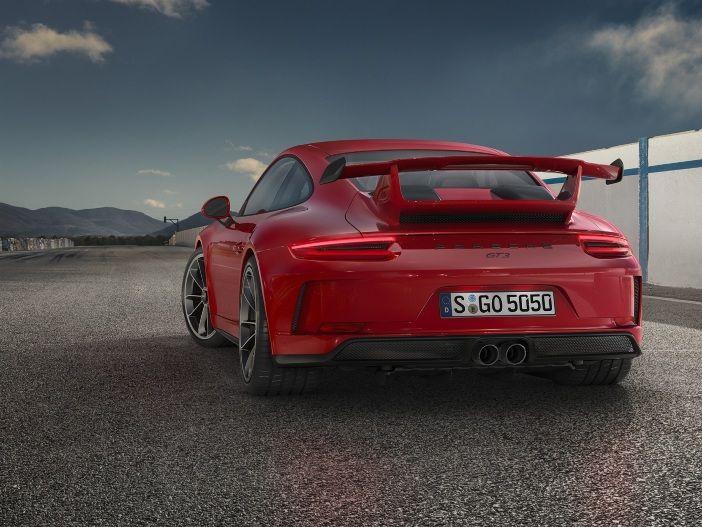 Sport-Neunelfer: Der neue Porsche 911 GT3
