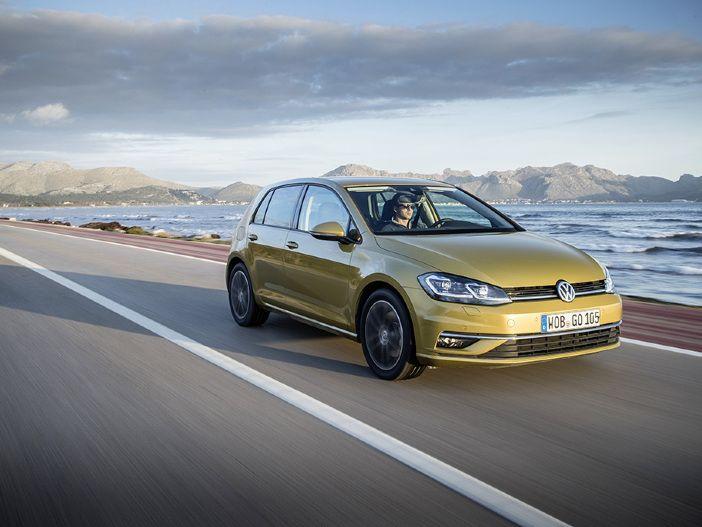 1,5 Liter TSI mit Common Rail: Neuer Benziner für den VW Golf