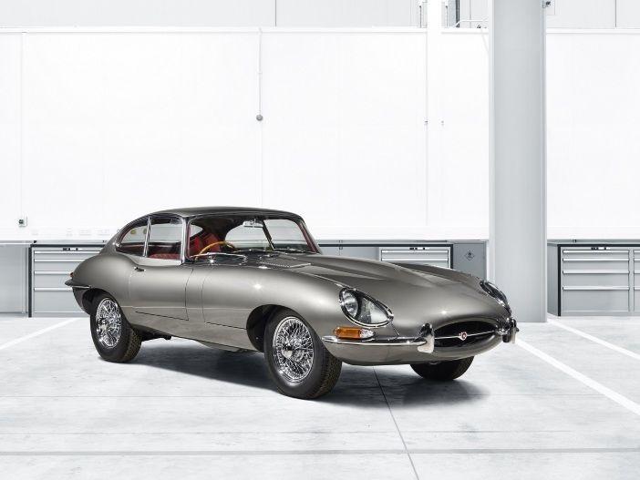 Renaissance einer Ikone: Der Jaguar E-Type Reborn