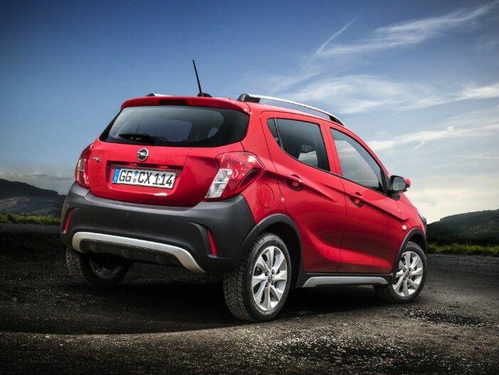 Mini-SUV: Der neue Opel KARL ROCKS