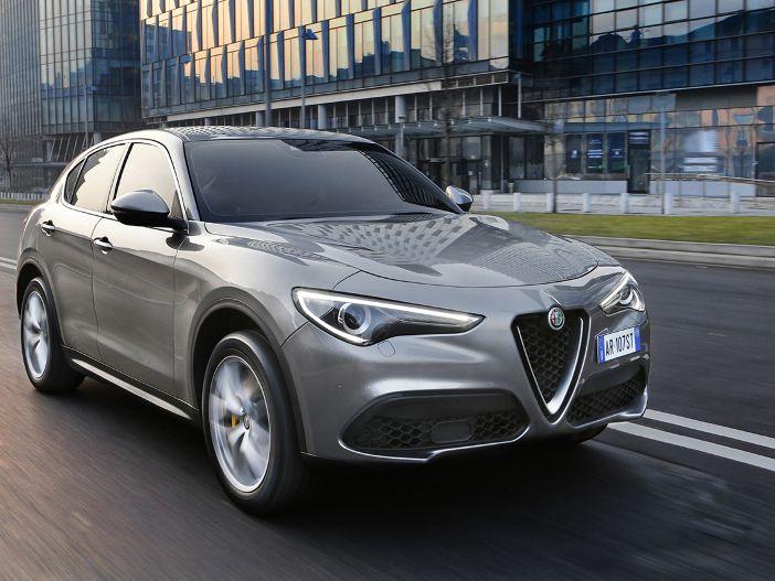 Jetzt auch mit Hinterradantrieb: Weitere Motoren für den Alfa Romeo Stelvio