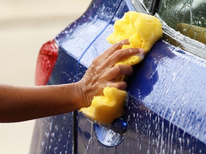 Autowäsche zuhause durchführen?