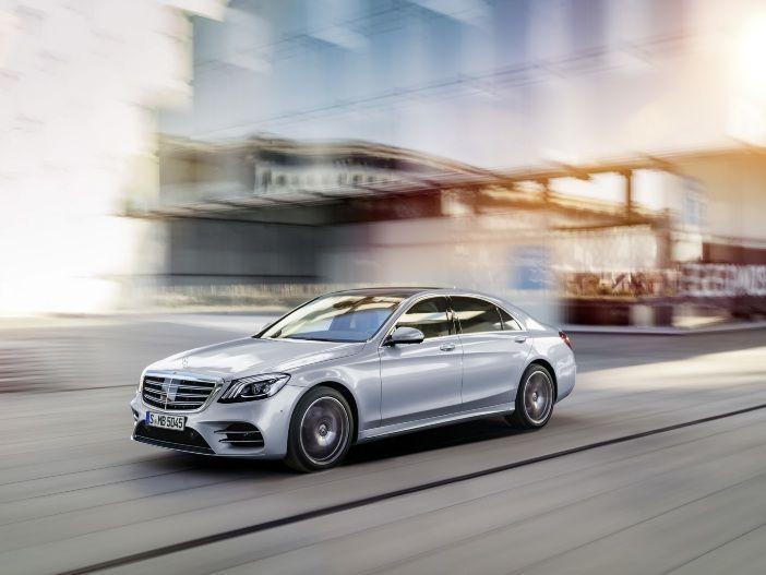Generationswechsel in der Oberklasse: Die neue Mercedes S-Klasse