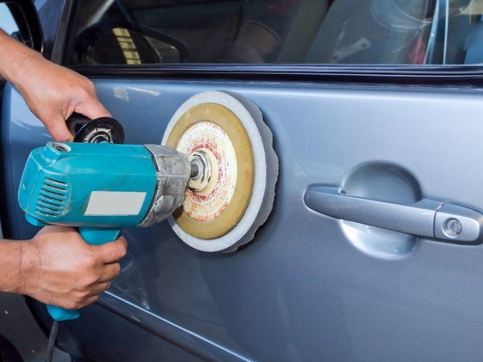 Tipps für die Politur des Autolacks