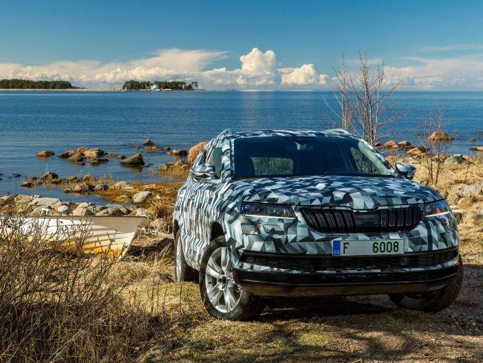 Kompakt-SUV: Der neue Skoda KAROQ