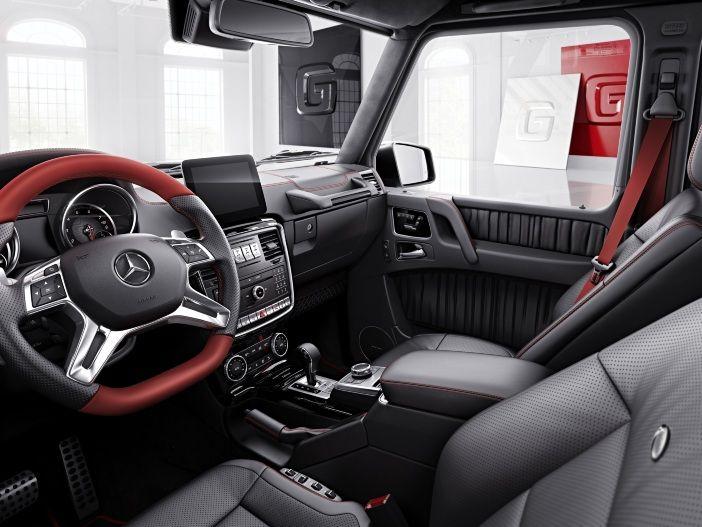 Kantiger Kult: Neue Sondermodelle für die Mercedes G-Klasse