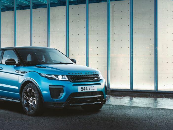 Sondermodell mit Stil: Der neue Range Rover Evoque Landmark