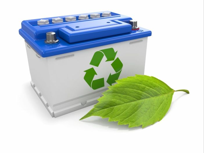 So entsorgen Sie Ihre alte Autobatterie umweltgerecht