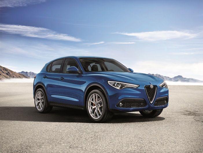 Effizient: Neue Diesel-Optionen für den Alfa Romeo Stelvio