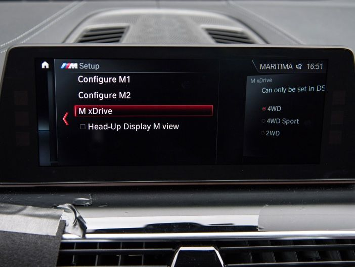 Allrad meets Sport: Das neue M xDrive System im BMW M5